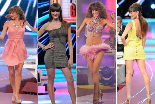 La española, Raquel Ortega, se ha caracterizado por ser la juez de hierr...
