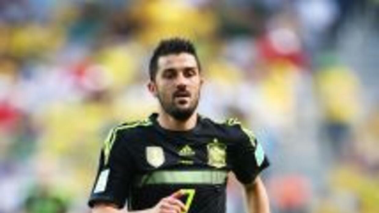 David Villa espera triunfar en la MLS.