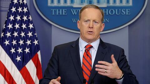 "Sean Spicer provoca polémica: ""Ni alguien tan despreciable como Hitler u..."