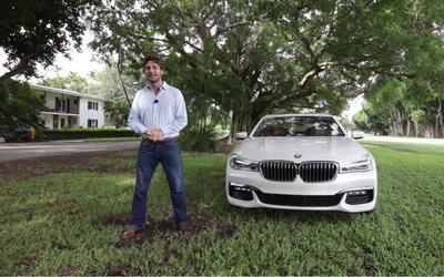 BMW Serie 7 2016 - Prueba A Bordo Completa