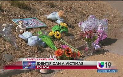 Identifican víctimas de apuñalamiento en Folsom