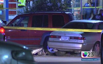 Tiroteos dejan dos muertos en Dallas