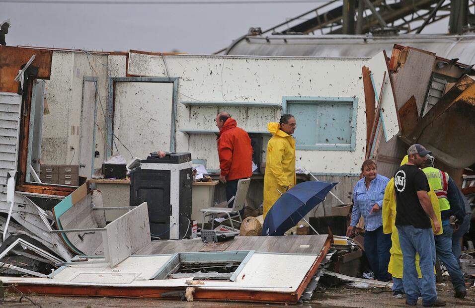 Tormentas y tornados dejan al menos tres muertos en el sur  tornado10.jpg