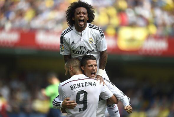 Antes, en la fecha 6, el Real Madrid salió victorioso de El Madrigal al...