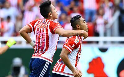 Marco Fabián y Carlos Salcedo orgullosos de que Chivas haya sido campeón