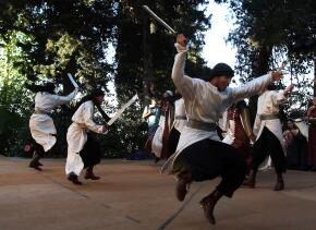 Danza espada