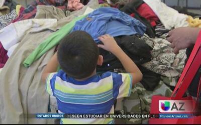 Buscan resolver crisis de niños indocumentados