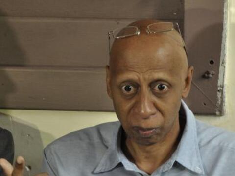 Fariñas indicó que él y una veintena de disidentes protestaban subidos s...