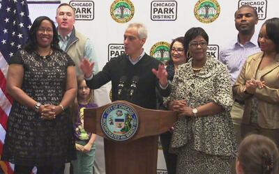 Presentan una nueva iniciativa para salvar los tesoros de Chicago