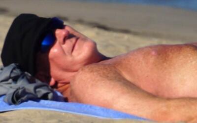 Desde el 16 de septiembre la policía del municipio Beach Haven, e...