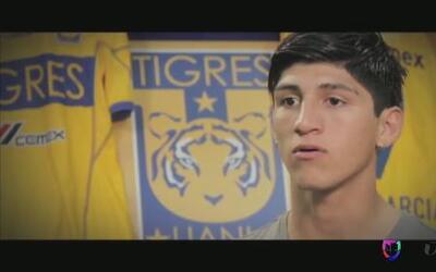 Alan Pulido, la perla de 'Los Tigres'