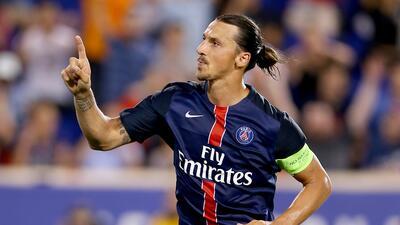 El crack sueco reconoció que le gustaría jugar algún día en la MLS