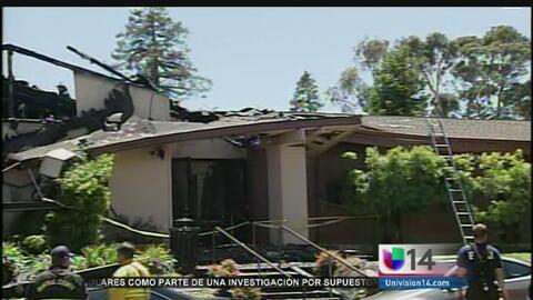 Investigan devastador incendio en Millbrae
