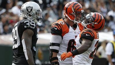 Highlights Temporada 2015 Semana 1: Cincinnati Bengals 33-13 Oakland Rai...
