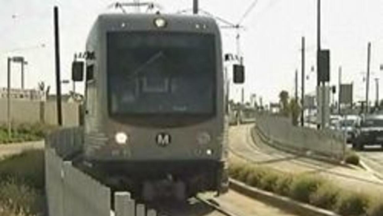 Los Angeles estreno nueva linea de metro: extension conectara a Pasadena...