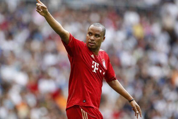 Paulo Sergio y el Bayern también festejaron en algunas ocasiones.