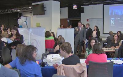 Feria de trabajo para jóvenes interesados en trabajar en los medios de c...