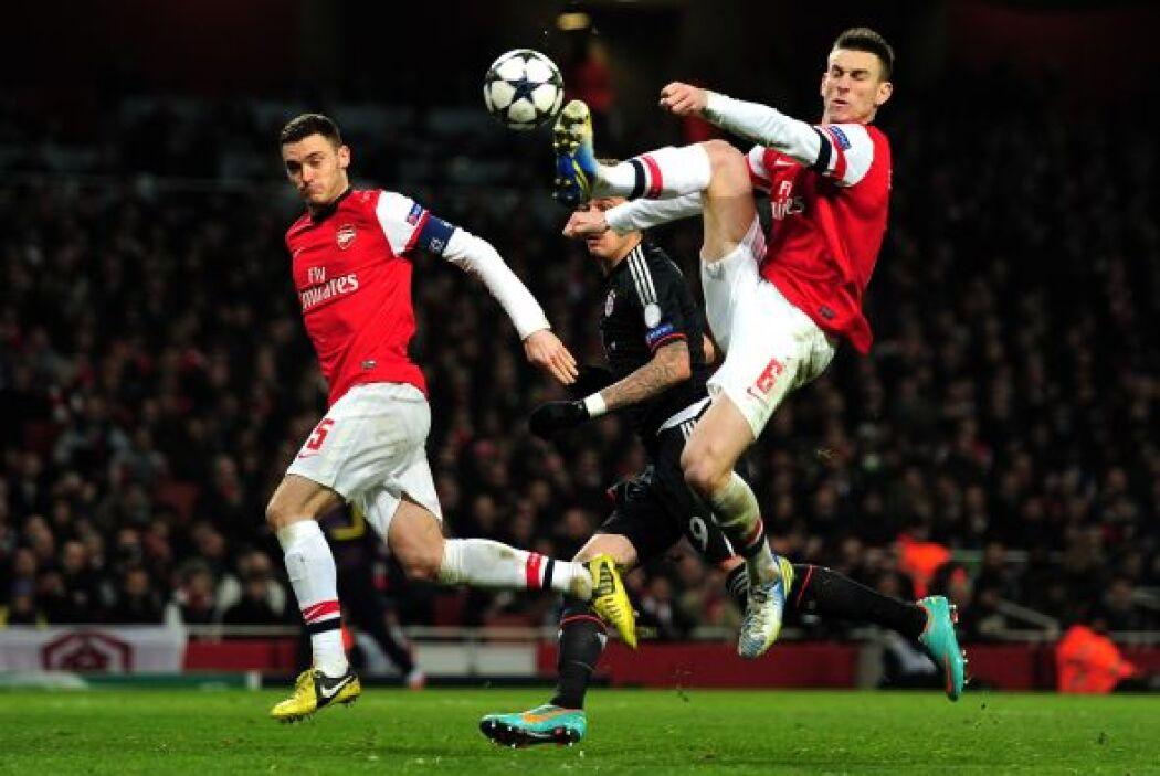 Arsenal sabía que este marcador los dejaba con mínimas opciones de para...