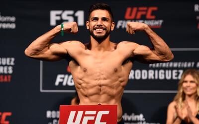 Conoce más el peleador invicto de la UFC, Yair ´Pantera´ Rodríguez