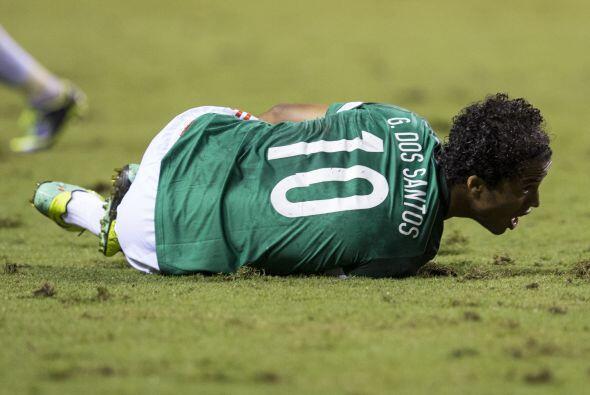 La Selección Mexicana, en un año, perdió seis posic...