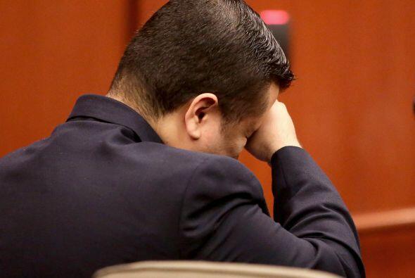 10 de junio de 2013. Arranca el juicio contra George Zimmerman por asesi...