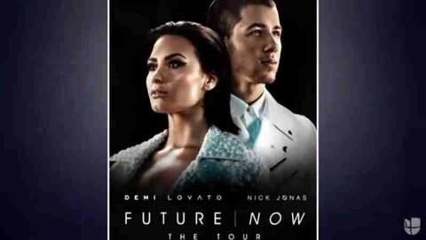 GYF digital: Demi Lovato y Nick Jonas cancelan conciertos en protesta co...
