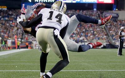 Las 10 mejores jugadas de la pretemporada 2016 NFL