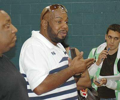 El primer pasoFrank Walker impulsó al pequeño LeBron a jugar baloncesto....