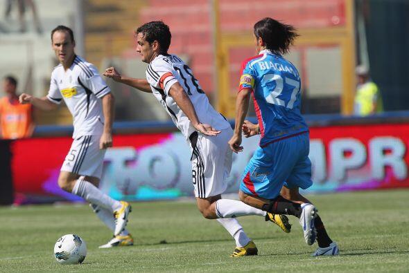 En otros encuentros, Catania se midió al Cesena.