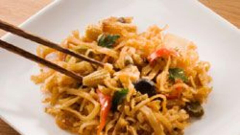 Todo el sabor de la cocina china con el toque picante de la latina.