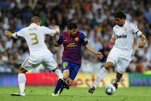 Pero después de un arranque con dudas, el Barcelona, con poco jue...