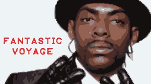 """Coolio album art for """"Fantastic Voyage"""""""