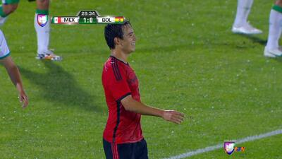 El 'Cubo' y 'Chuletita' ahogaron el grito de gol