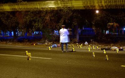 México va camino a tener uno de los años más violentos en décadas