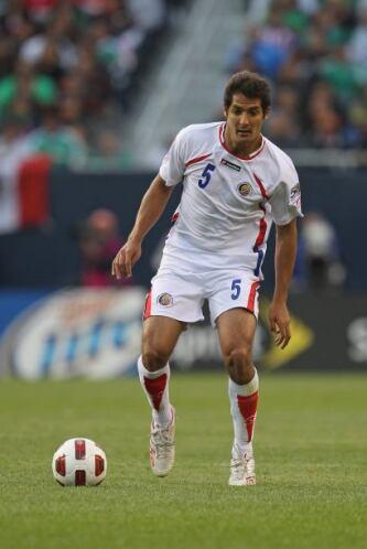 Celso Borges (Costa Rica): Figura del fútbol de Costa Rica, hijo del ent...