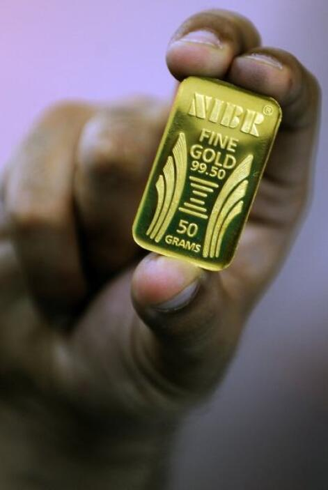 El valor en dólares de la reserva de oro de Italia es de $138.33 mil mil...