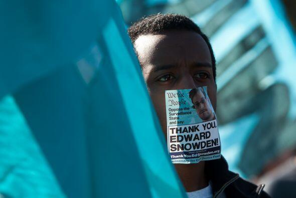No obstante, la manifestación del sábado en Washington se centró más en...