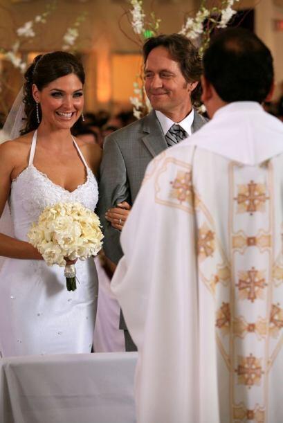 Una vez estuvieron a punto de casarse.