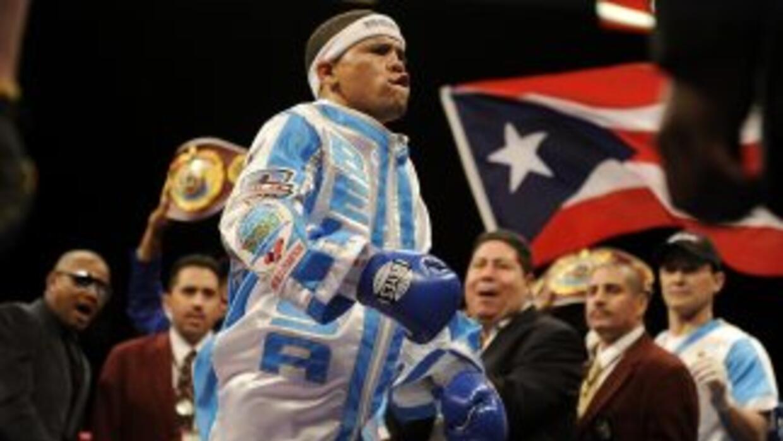López regresará al ring en abril en la cartelera de Donaire vs. Rigondeaux.
