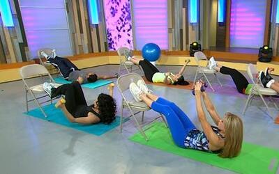 Claudia Molina dio consejos para los principiantes en el ejercicio