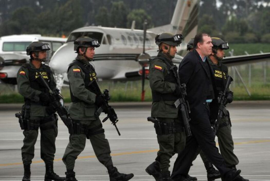 """Según informes policiales, """"El Turco"""" presuntamente se hizo amigo de efe..."""