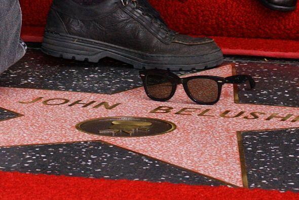 El hermano del también actor James Belushi murió tambi&eac...