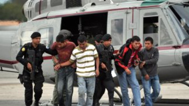 """El cártel mexicano de Los Zetas es """"una amenaza global"""", según calificó..."""