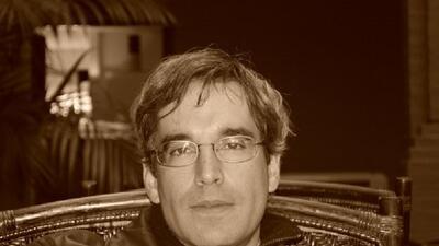 Ernesto Guerra Frontera, ganador del Premio de Literatura Infantil El Ba...