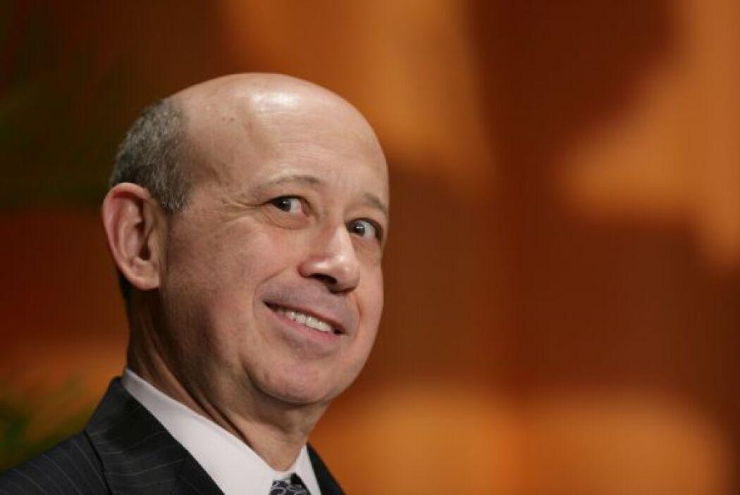 15. Lloyd Blankfein, CEO de Goldman Sachs, ocupó el lugar 27.