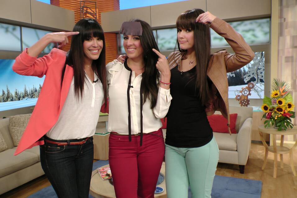 A principios del 2013, Ana Patricia y Maity le hicieron la competencia a...