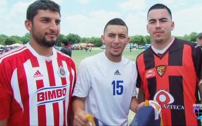 No te pierdas ni un gol de tu equipo. Pide Univision Deportes Network