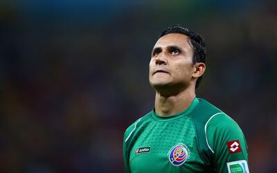Keylor Navas, el 'cliente favorito' de la Selección Mexicana