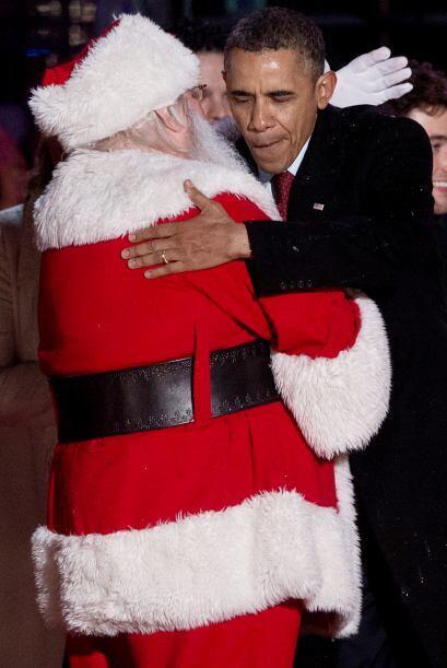 8. Se reuniría con el Presidente Obama para asegurarse que todos...