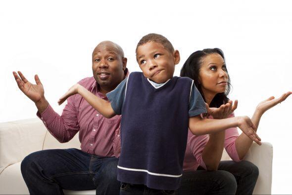 """""""Y punto"""". Cuando tu niño quiera algo y le hayas dicho que no, dale resp..."""